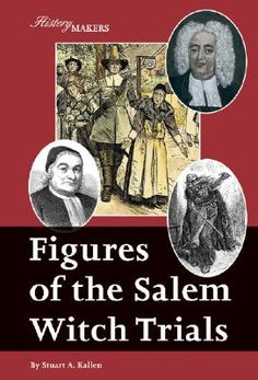 nonfiction - collective biographies of key figures in the Salem Witch trials for middle and high school.  Read my review at http://riofriotex.blogspot.com/2011/11/249-251-2011-s-54-56-three-kidteen.html