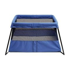 BABYBJÖRN Travel Crib Light $279.95 (also serves as pack and play) - you can add organic sheet to it that fits perfect (but pricey!)