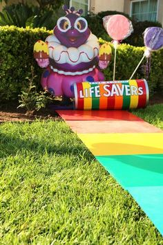 Hostess with the Mostess® - Candyland So Sweet 4th Bday