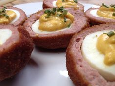 How to Cook Scottish Eggs #eggs #cook