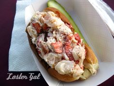 Ericas lobster roll