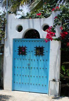 Door, design details