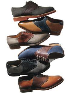 Saddle || Shoes