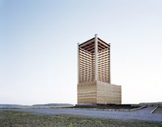 ::ARCHITECTURE:: Beautiful Field Chapel in Boedigheim, Germany by students of the College of Architecture at the Illinois Institute of Technology & Ecker Architekten.