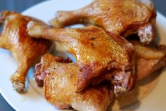 Crispy Braised Duck Legs | Award-Winning Paleo Recipes | Nom Nom Paleo