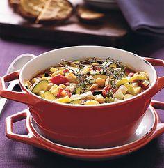 Veggie Cassoulet from Epicurious.com #myplate #vegetables