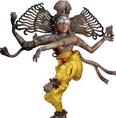 Shiva, the destroyer and regenerator forms part of the main hindu trinity of gods together with Brahma, the creater and vishnu, the protector. Shiva is one of the oldest gods of India. Images of him have been found that are dated to 2500 B.C.