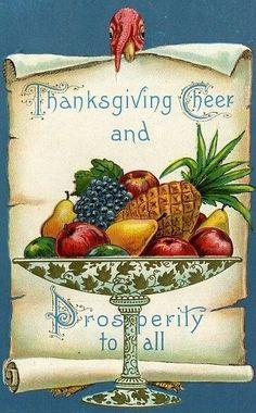 Vintage Thanksgiving. #Anthropologie #PinToWin
