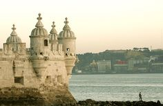 10 Things to do in Lisbon: Visit Belem a waterfront neighborhood about 5 miles west of Lisbon's center.