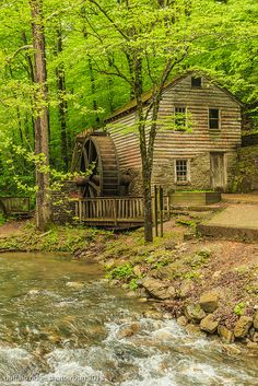 Clear creek Gristmill, East TN