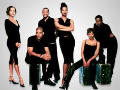 """Cast of """"Soul Food"""", the tv series"""