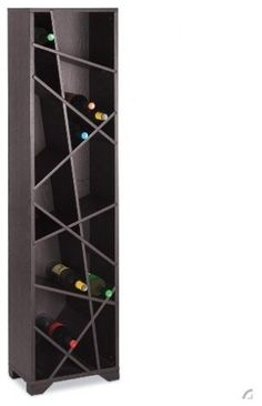 oblique wine rack contemporary wine racks