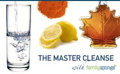 The Master Cleanse.. my new favorite diet. Last time I did it I lost 12 lbs in 1 week and felt so good- I'm going to do this every few weeks to keep my body cleansed and feeling great!