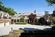 A stunning country home in Greenwich, CT. Coldwell Banker Residential Brokerage