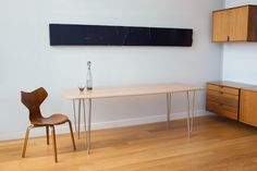 Crestview Dining Table by Piet Houtenbos