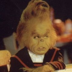 baby grinch