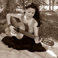#guitar #nature #outside pic By Shakira Tavaeez