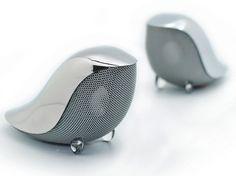 Wrenz Bird Speakers