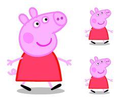 Imprimibles de Peppa Pig. - Ideas y material gratis para fiestas y celebraciones Oh My Fiesta!
