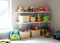 Small Notebook for a Simple Home. Blog with good Simplify tips. This post: Let kids clean out their toys and donate the ones they are done with