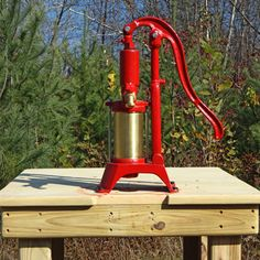 Hand Pump - Natural Playgrounds Store