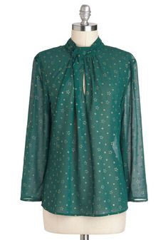 Reach for the Stars Top, #ModCloth