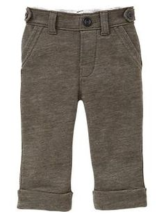 trousers out of knits