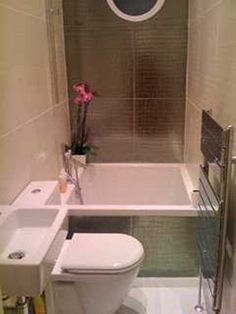 Small Square Bathroom Ideas : small square tub with shower in 9 ft. section? small bathroom design ...
