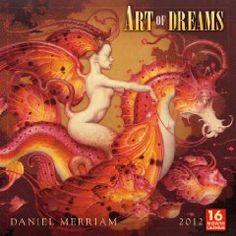 daniel merriam, artists, dreams, 2012 wall, camps, wall calendar, destini, danielmerriam, dream 2012