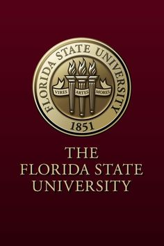 Florida state!! Go Noles