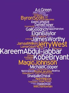 Lakers Past & Present