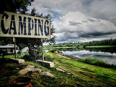 One Week! #Camping