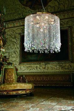 Masiero Lights crystals, interior, crystal chandeliers, baroque, living rooms, green, hous, light, design
