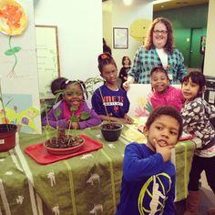 Kid's Crew Plant Parade! 03/28/2013 4:15