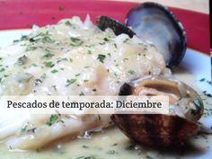 Mis recetas - Blog: Pescado de temporada diciembre