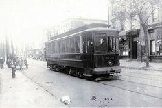 Brooklyn trolley--Canarsie line.