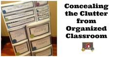 Concealing the Clutter