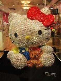 Studded Hello Kitty