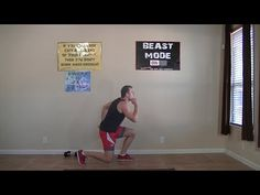 Get stronger with Coach Kozak and this 25 minute total body strength workout. This dumbbell workout and strength training routine is great f...