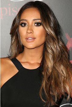 LOVE the ombre hair color