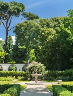 Your secret garden awaits at @Four Seasons Hotel Firenze. Go on, get lost together.