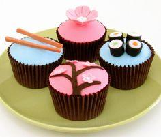 カップケーキ  <3