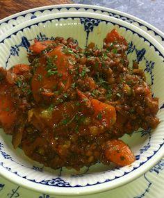 Turkish Style Lentils