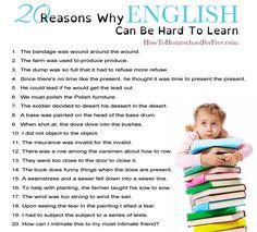 idea, esl, funni, edumac, chorri, 20 reason, homeschool, educ, english