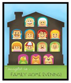 Safety & Preparedness Family Home Evening - Be Prepared!