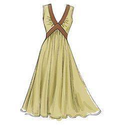 V8489   Misses' Dress   View All   Vogue Patterns