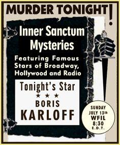 Inner Sanctum Mysteries 1941