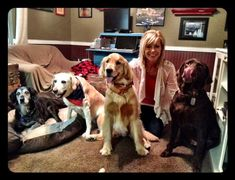 Living Proof Ministries by Beth Moore. Got to love a girl that loves her dogs:)