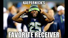 LOL!! #Seahawks #12thMan