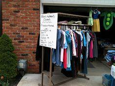 sale organ, organizing tips, garages, purpos, garage sales, yard sale, garage sale tips, garag sale, thing